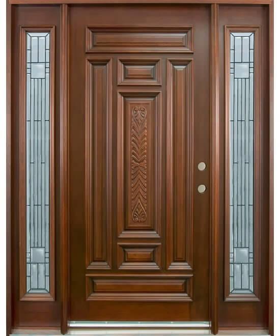 Pintu kayu terbaru