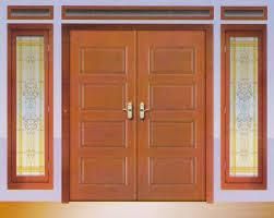 Pintu dari kayu