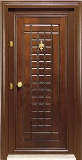 Kusen pintu kayu jati minimalis